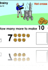 New Year 1 Maths Addition Games