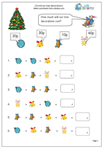 christmas_worksheets