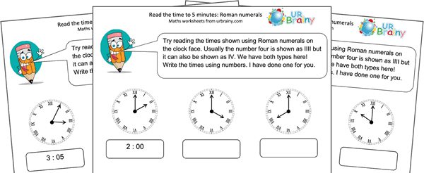 Free Telling Time Worksheets, Clock face, Time to half hour