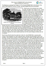 The Bronte Sisters: comprehensions