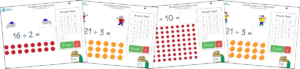 New on-screen activities for Years 1, 2 and 3