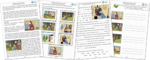 Fairy Tale Comprehensions: Hansel and Gretel